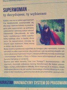 SuperWoman & Life